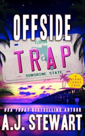 Offside Trap: Miami Jones Florida Mystery Series