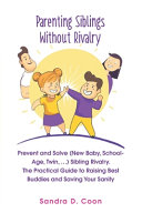 Parenting Siblings Without Rivalry PDF