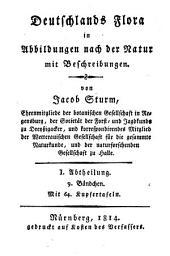 Deutschlands Flora: in Abbildungen nach der Natur mit Beschreibungen. ¬Abt. ¬I., Phanerogamen ; H. 36, Band 1,Ausgabe 36