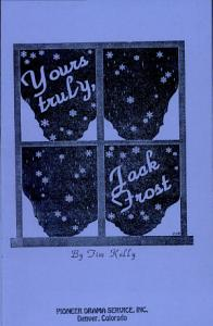 Yours truly, Jack Frost