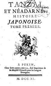 Tanzaı̈ et Néadarné, histoire japonaise