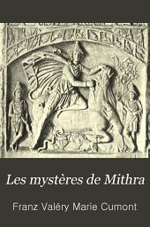 Les mystères de Mithra