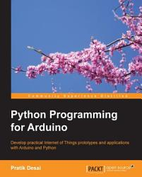 Python Programming For Arduino Book PDF