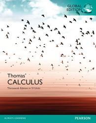 Thomas  Calculus in SI Units PDF
