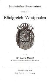 Statistisches Repertorium über das Königreich Westphalen