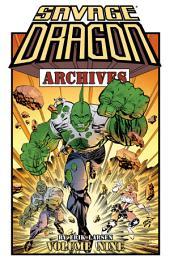 Savage Dragon Archives Vol. 9