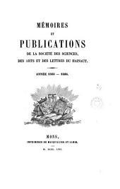 Memoires et publications. 10