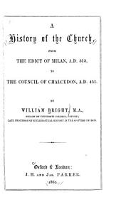 History of the Church, 313-451