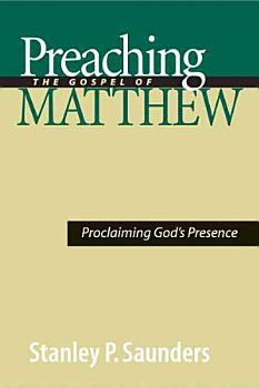 Preaching the Gospel of Matthew PDF