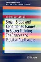 Small Sided and Conditioned Games in Soccer Training PDF