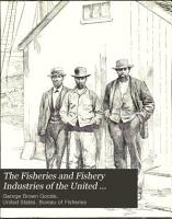 The Fisheries and Fishery Industries of the United States PDF