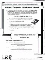 Arbitration in the Schools