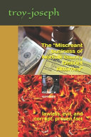 The  Miscreant Business of Norfolk County District Attorney  PDF