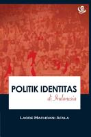 Politik Identitas di Indonesia PDF