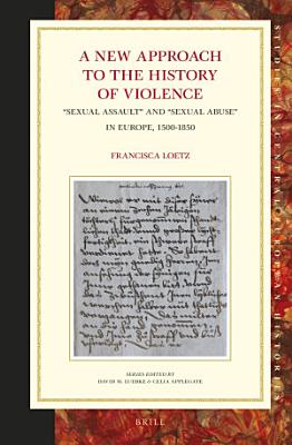 A New Approach to the History of Violence PDF