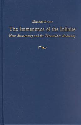 The Immanence of the Infinite PDF