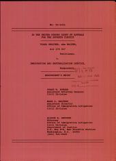 Snajder V. Immigration and Naturalization Service
