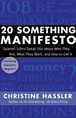 20 Something Manifesto PDF
