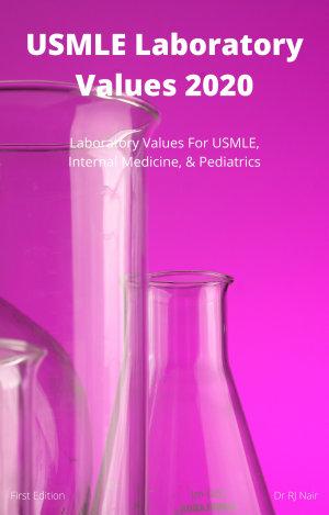 USMLE Laboratory Values 2020