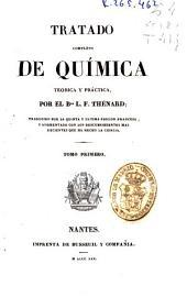 Tratado completo de química teórica y práctica: Volumen 1