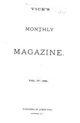 Vick s Monthly Magazine PDF