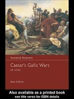 Caesar s Gallic Wars 58 50 BC PDF