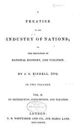 On distribution, consumption and taxation