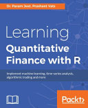 Learning Quantitative Finance with R PDF