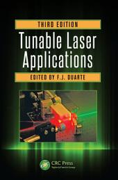Tunable Laser Applications, Third Edition: Edition 3