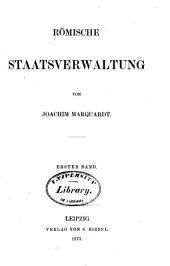 Handbuch der römischen Alterthümer ...