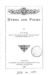 Hymns and poems, by A.L.O.E.