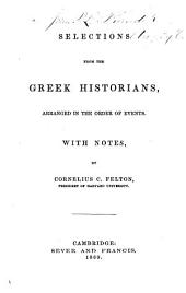 Selections from the Greek Historians