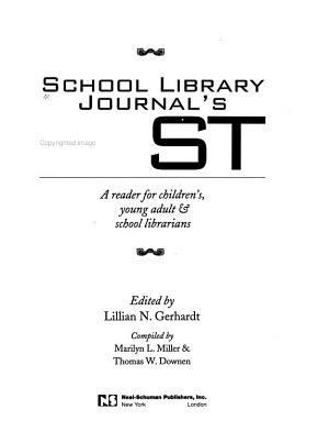 School Library Journal s Best PDF