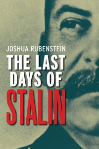 The Last Days of Stalin Book