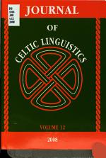 Journal of Celtic Linguistics