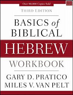 Basics of Biblical Hebrew Workbook Book