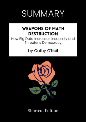 SUMMARY   Weapons Of Math Destruction  How Big Data Increases Inequality And Threatens Democracy By Cathy O   Neil