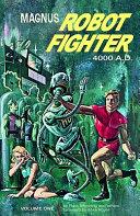 Magnus Robot Fighter 4000 A D