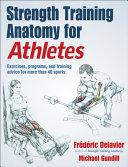 Strength Training Anatomy for Athletes PDF