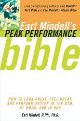 Earl Mindell S Peak Performance Bible Book PDF