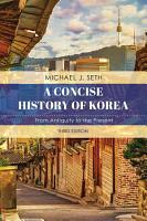 A Concise History of Korea PDF