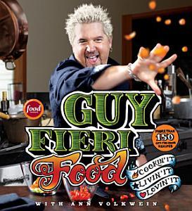 Guy Fieri Food Book
