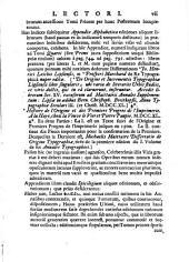 Annalium typographicorum tomus quintus et ultimus: indicem in tomos quatuor praeeuntes complectens