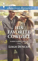 His Favorite Cowgirl Book PDF
