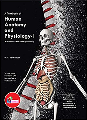 A Textbook of Human Anatomy and Physiology I