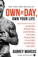 Own the Day  Own Your Life PDF