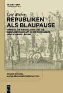Republiken als Blaupause PDF