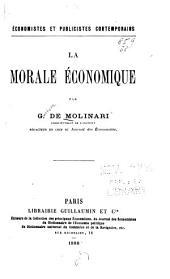 La morale économique
