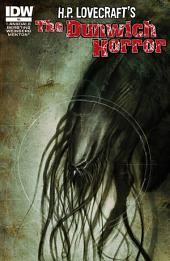H.P. Lovecraft: The Dunwich Horror #4