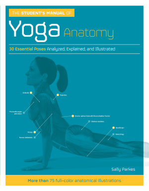 The Student s Manual of Yoga Anatomy